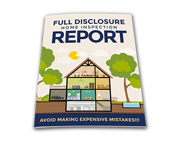 Full Disclosure Home Inspections Report